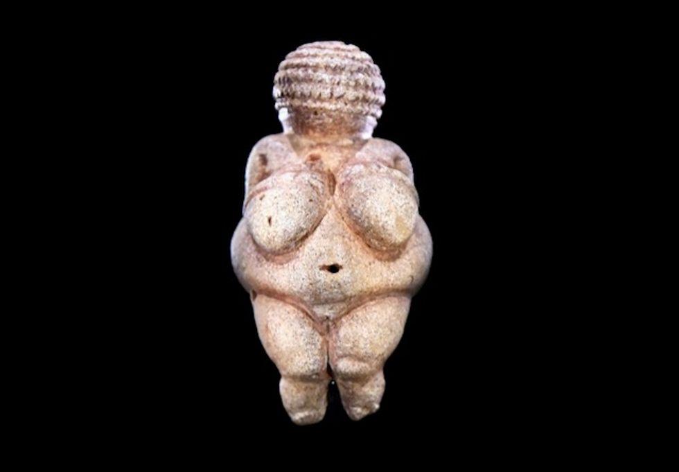 Facebook apologises for censoring prehistoric Venus statue