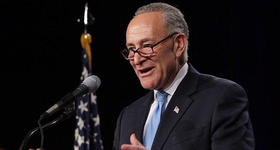 Harry Reid: I think Chuck Schumer should succeed me as Democratic Senate leader