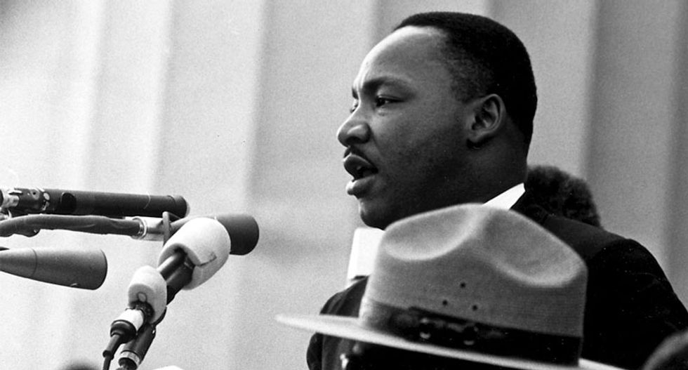 Donald Trump's infamous lawyer once sued Dr. Martin Luther King Jr. for libel