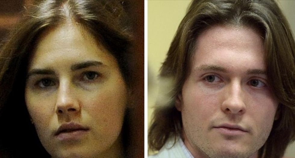 Italian Supreme Court overturns Amanda Knox's murder conviction