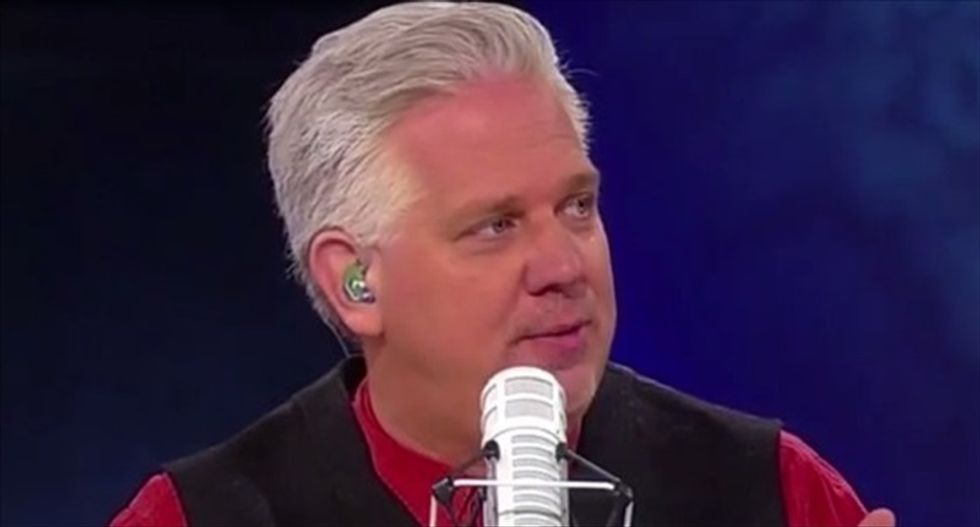 Glenn Beck sees enemies everywhere: Karl Rove and Grover Norquist are 'joined at the hip' against me