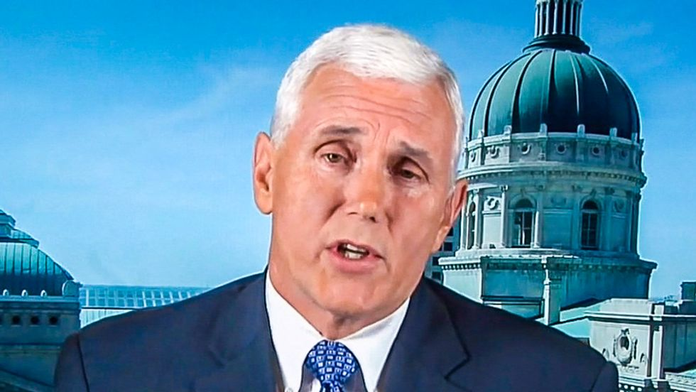 White House in chaos as staffers argue over COVID-19 response and blame Pence's leadership: report