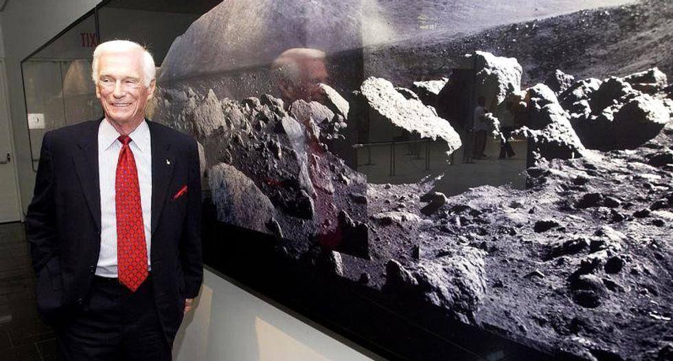 Astronaut Gene Cernan, last person to walk on the moon, dies at 82