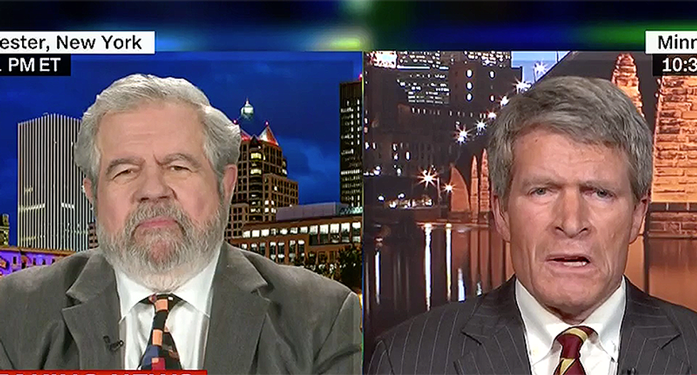 Former Bush ethics lawyer nails Trump White House for 'getting their ethics advice by watching Fox News'