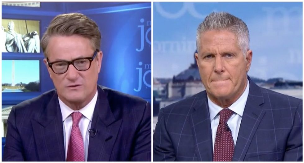 Morning Joe panel agrees: Presidency has 'twisted' Trump — and they're 'truly terrified' of what's next
