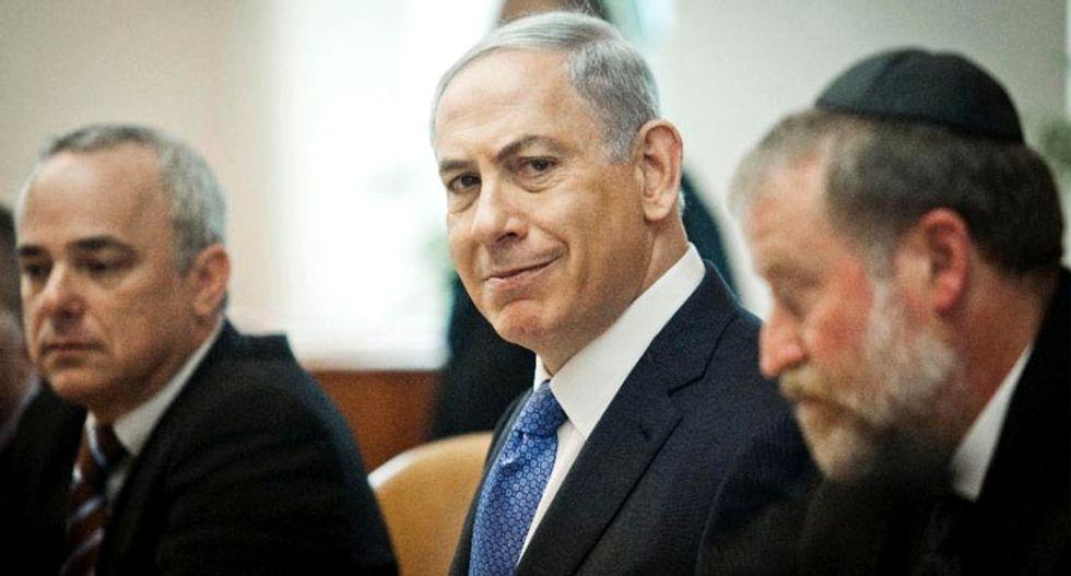 Netanyahu pledges to promote 'responsible policies' at Trump meeting