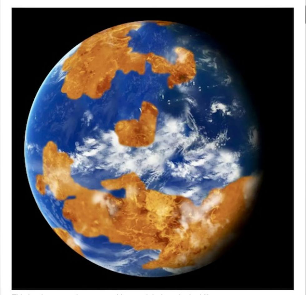Venus may once have been habitable. Now it can tell us if other worlds might be as well.