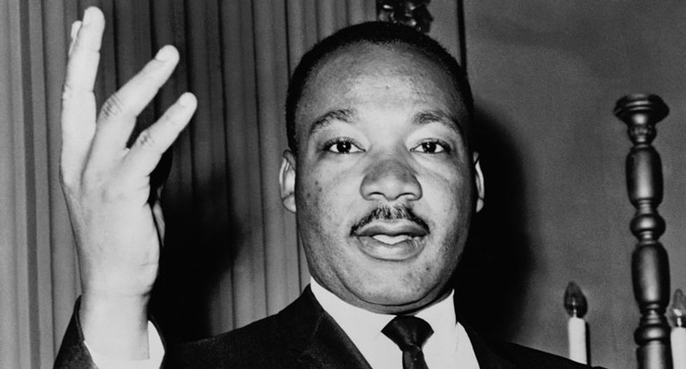 MLK was 'gravely disappointed' with white moderates -- whom he believed were responsible for impeding civil rights