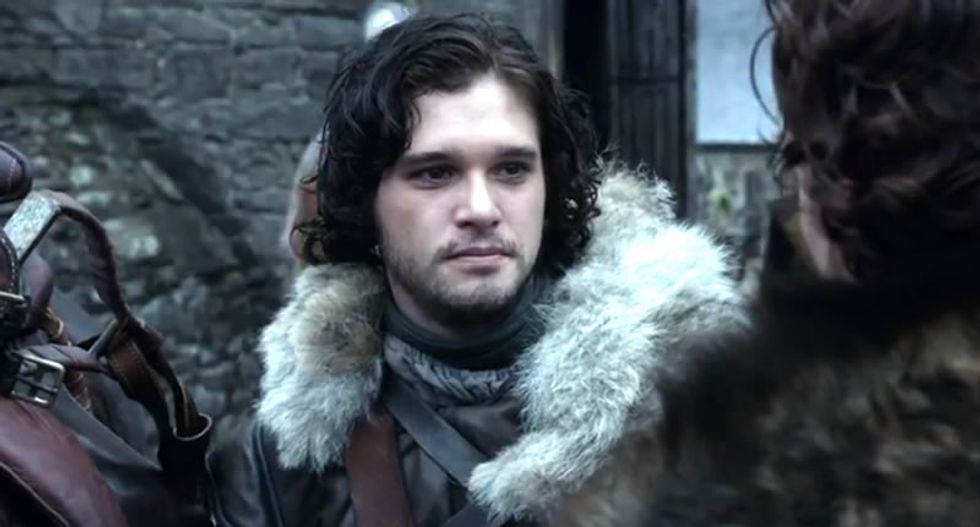 'Game of Thrones' algorithm finds Jon Snow should not have died