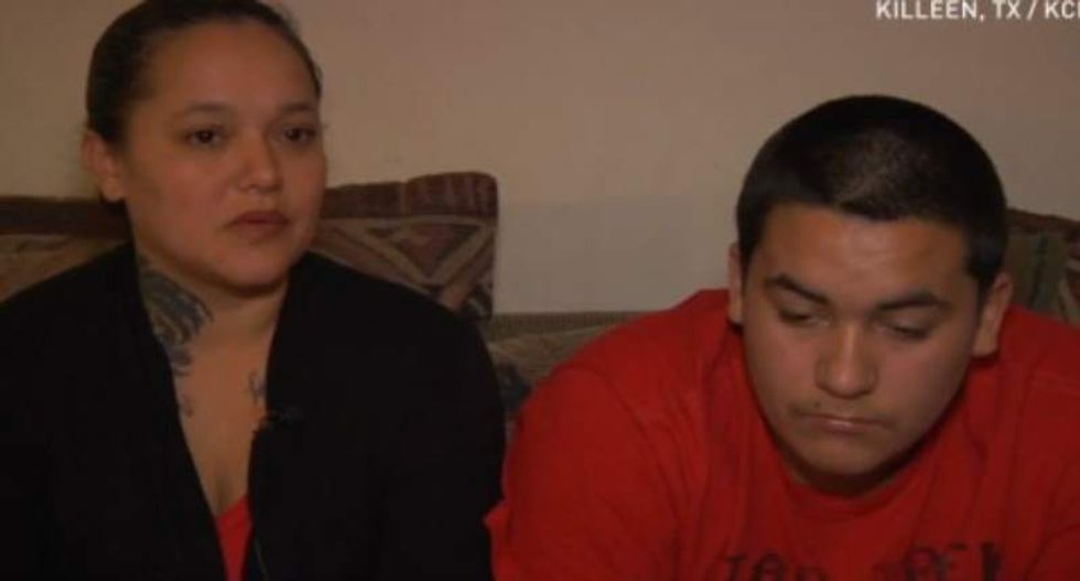 Texas school suspends student for helping asthmatic classmate -- then forgets about it