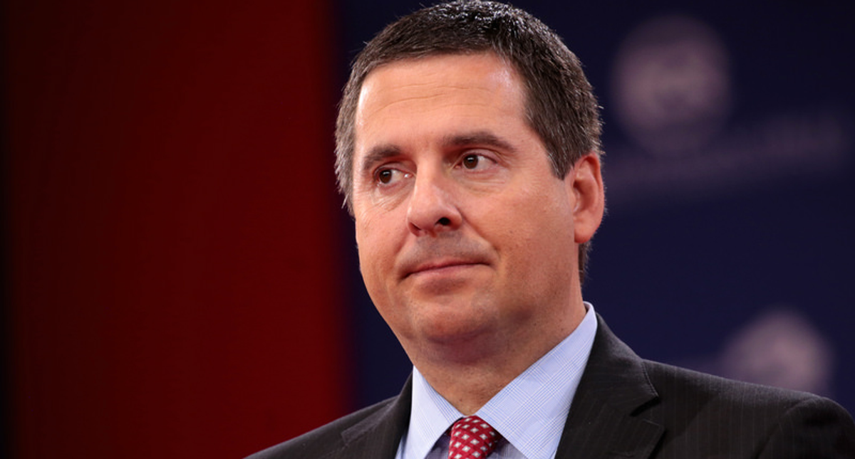 Devin Nunes received a mysterious package from a known Russian agent -- so why is he on the Intel Committee?