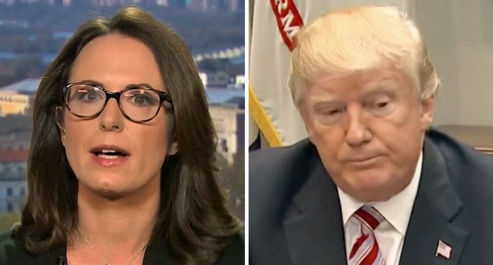 NYT's Haberman reveals identity of Trump's 'drunk/drugged up loser' -- and who else the president fears