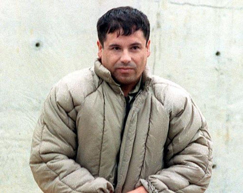 Mexican forces apprehend Joaquin Guzman: 'Shorty' but powerful cartel kingpin