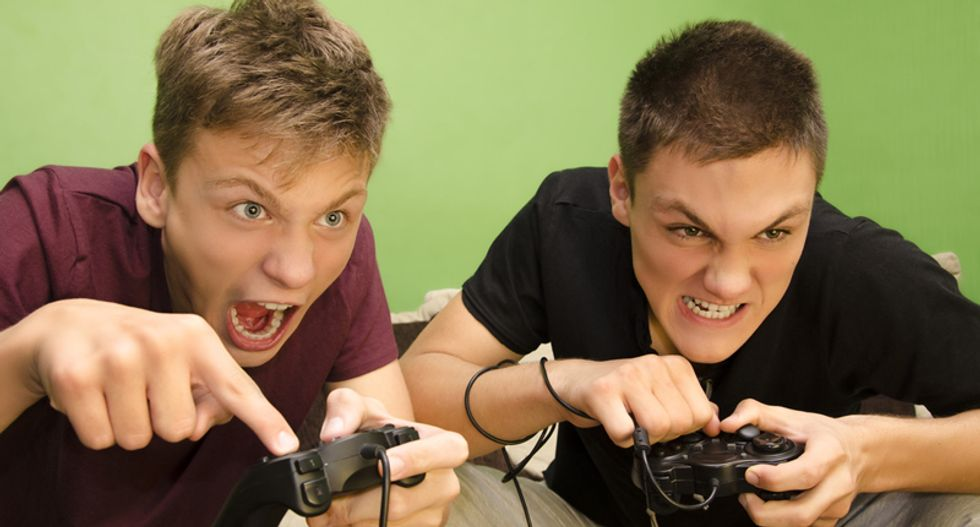 It's time to end the debate about video games and violence