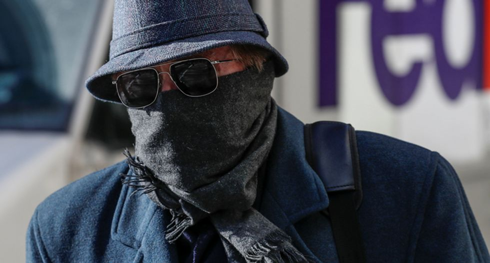 East Coast to feel blast of arctic air that chilled Midwest