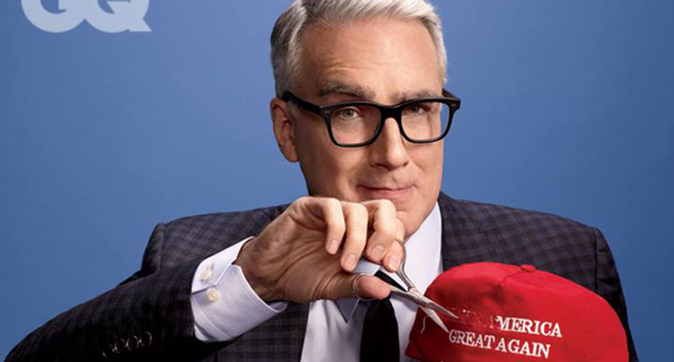 'He's not pivoting, he's just crazy': Olbermann torches pipe dream that Trump will become presidential