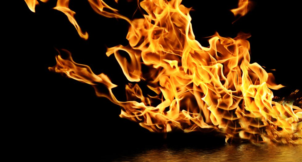 Fire that engulfed black North Carolina church ruled arson
