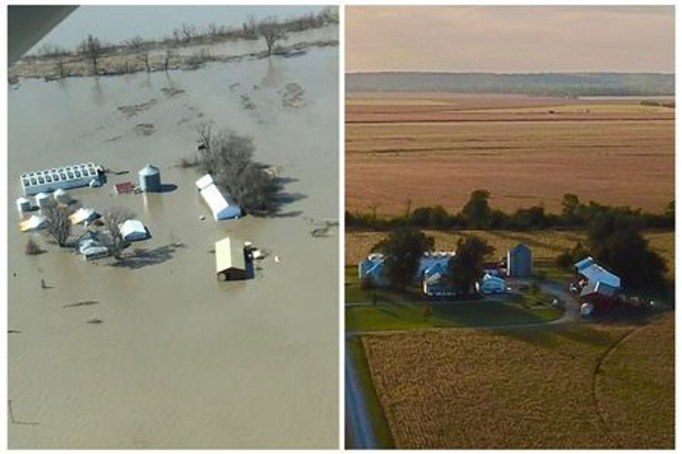 'FEMA is useless': Midwest farms need more than 'paper towels' to recover from devastating floods