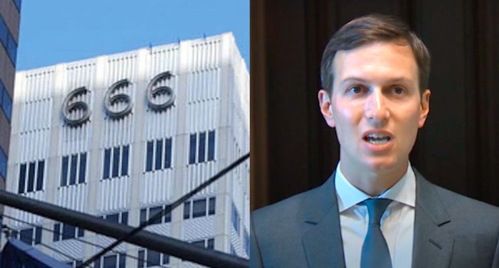 Kushner Cos. hemorrhaging money at NYC's 666 5th Avenue because of his relationship to Trump: report
