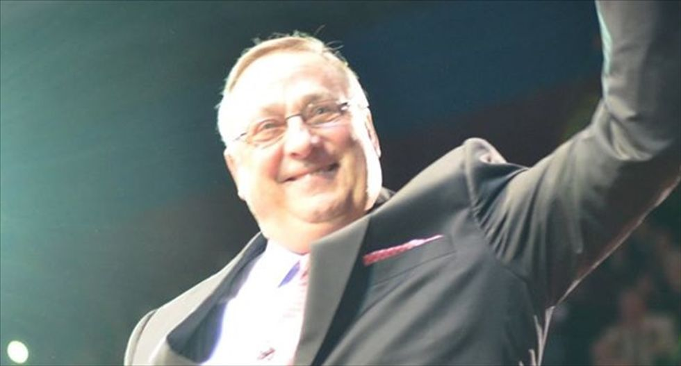 Dems want to force Maine gov. to live by his rules for welfare recipients: No booze, cigarettes or lap dances