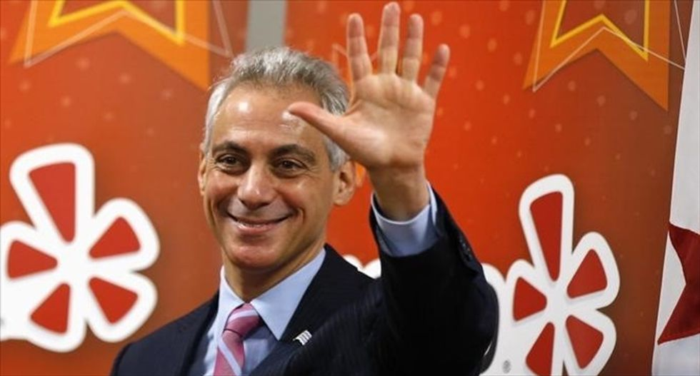 Chicago Mayor Rahm Emanuel confronts fiscal nightmare as he begins second term