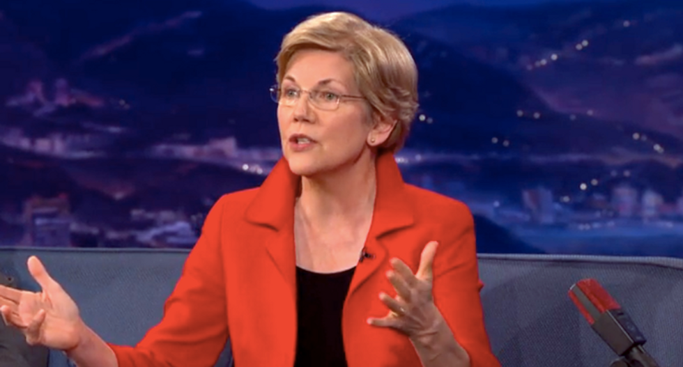 Elizabeth Warren rips Trump to shreds in Democratic National Convention speech: Full text and video