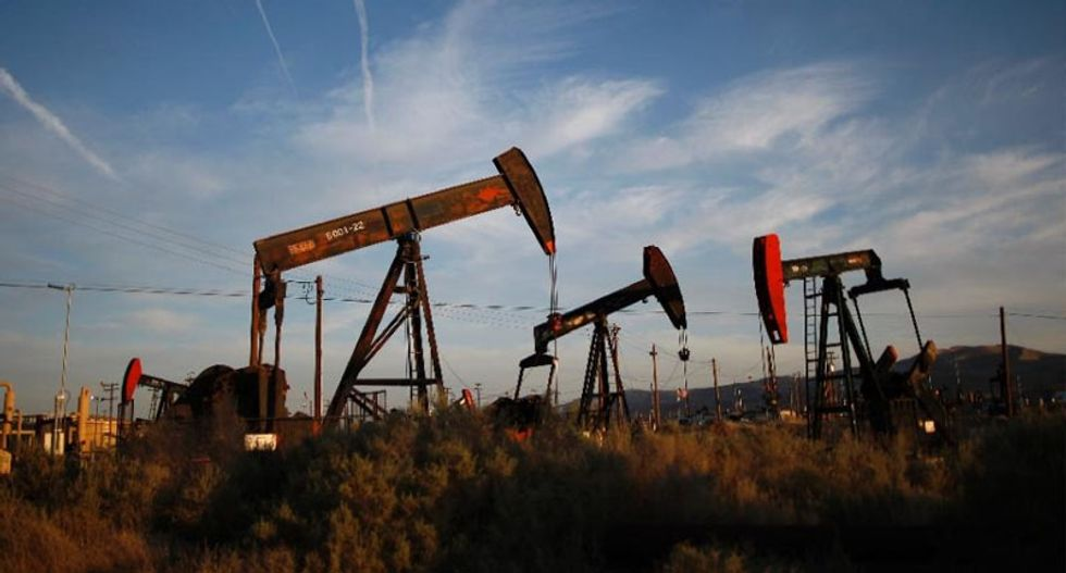 Oklahoma's Republican legislature poised to overturn law allowing towns to say no to oil drilling
