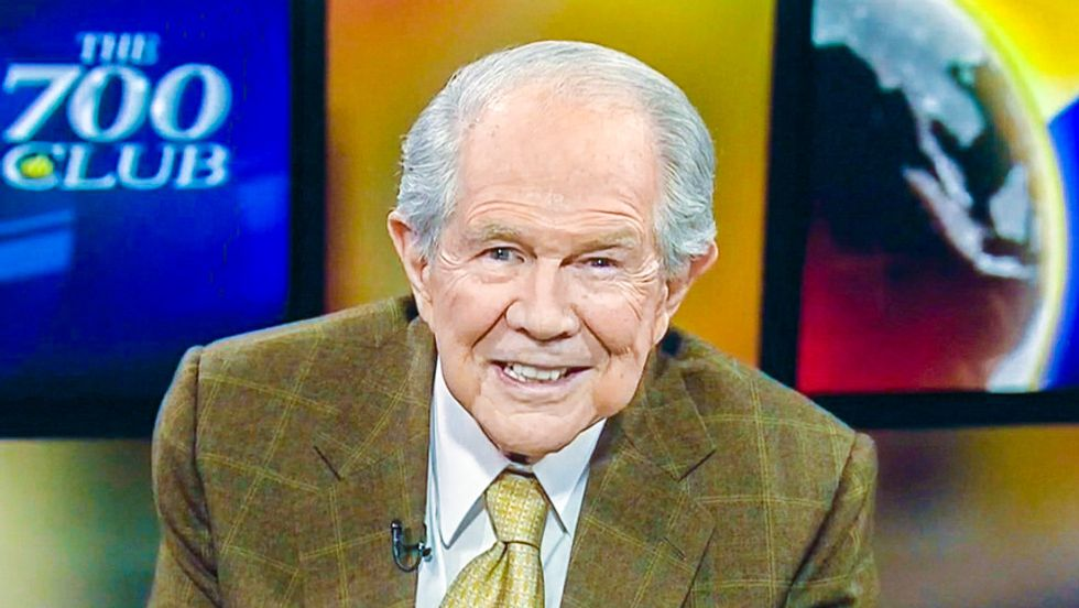 Pat Robertson to wifeless man: Go to Christian Mingle and you won't burn in hell for 'nasty thoughts'