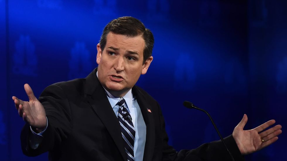 Ted Cruz's New York Times op-ed conspiracy theory: It was probably written by a Democrat