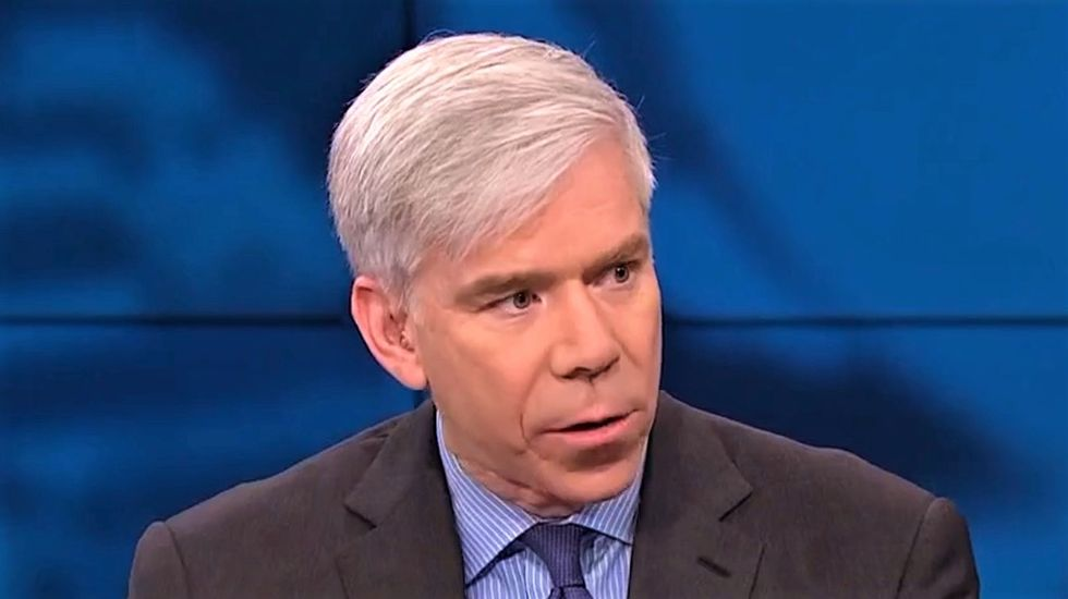 Mueller's letter to Barr is 'screaming this is really wrong': CNN's David Gregory