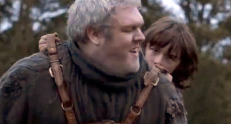 Why does Hodor in 'Game of Thrones' only say one word? Neuroscience explains