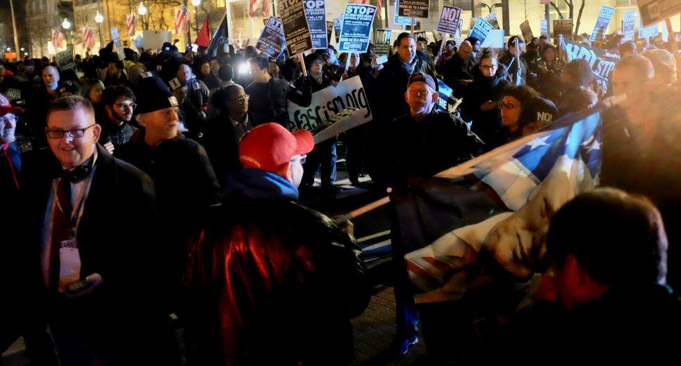 Mainstream media looks away as Trump era begins with arrests of journalists