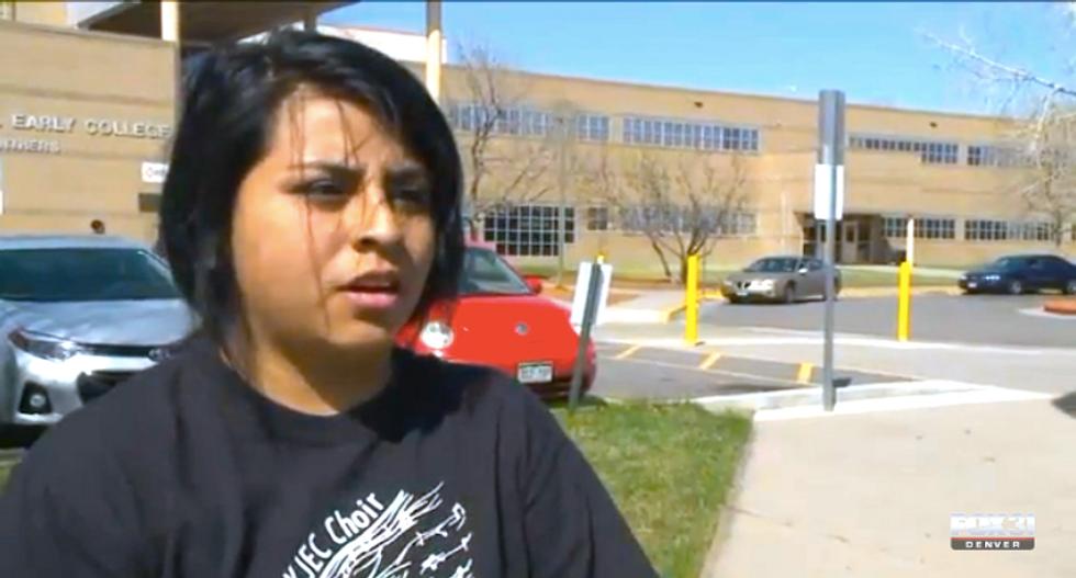 Denver school ends racist campaign encouraging black and Hispanic teens not to twerk or rap