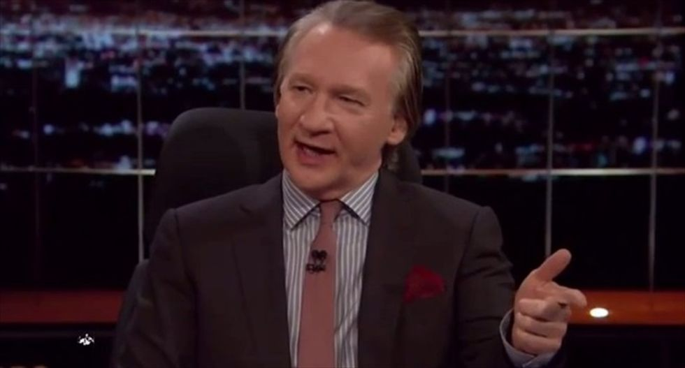 Bill Maher blasts 'bad apple' argument supporting cops: 'There's something wrong with the whole barrel'