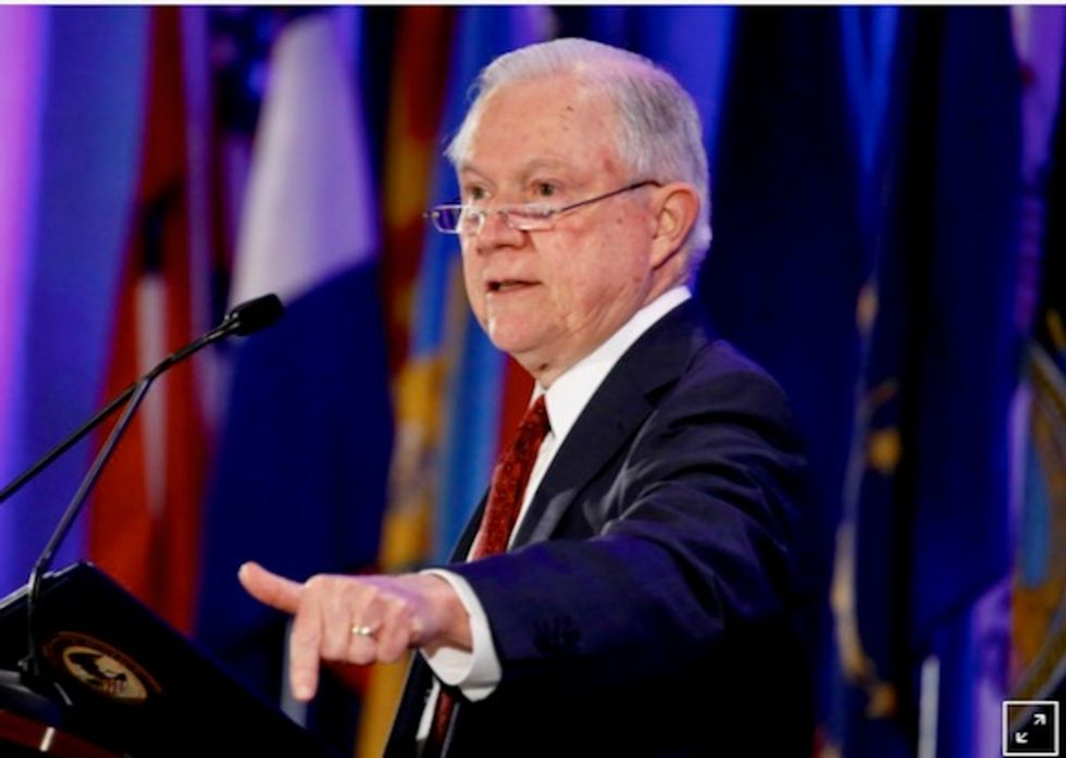 Attorney general Jeff Sessions refuses asylum for immigrant fleeing abuse and domestic violence
