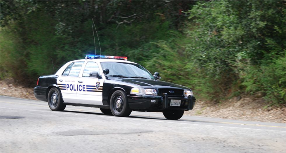 Ten officers suspended over beating of horseman in California