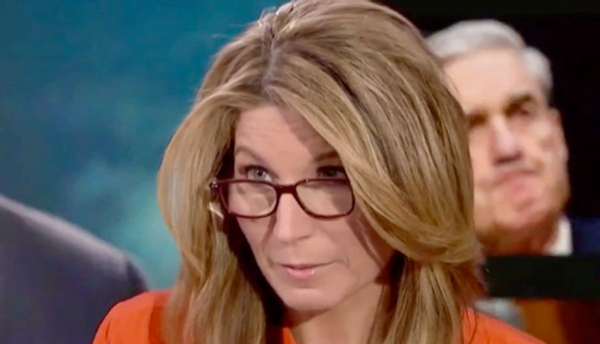 MSNBC's Nicolle Wallace wonders if GOP is now 'the largest anti-democratic movement in the world'