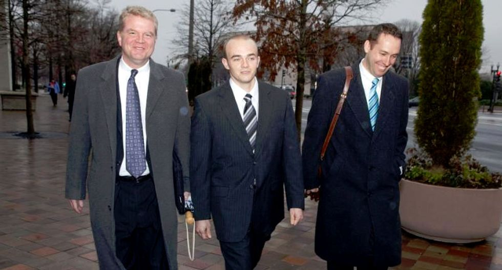 Former Blackwater guards seek new trial just days before sentencing for Iraq civilian deaths