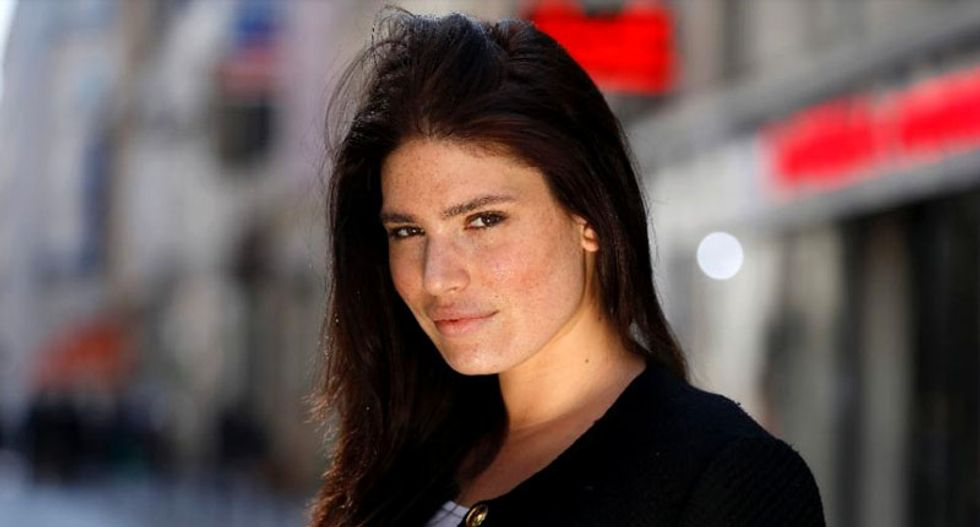 This French model wants women to love their bodies -- whether they're 'too big' or 'too thin'