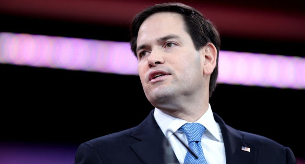 Peace-through-strength: Hawkish US foreign policy at heart of Marco Rubio's 2016 presidential bid