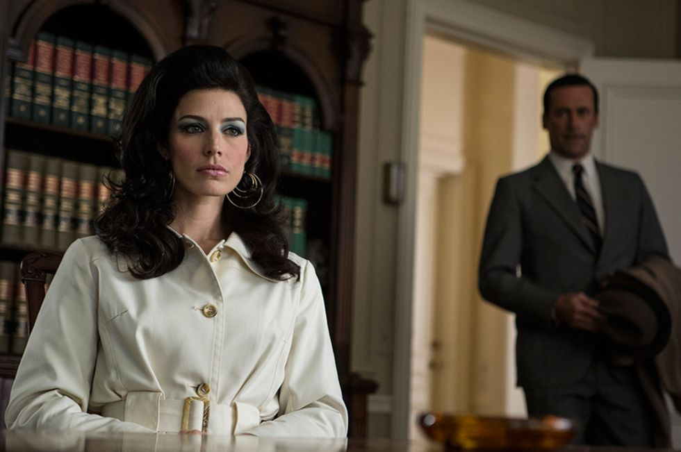 """The Orange Couch reviews Mad Men: S7E8, """"New Business"""""""