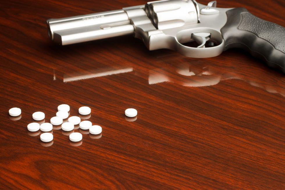 One-handed, MDMA-loving Pennsylvania gun thief disrupts court hearing to shout at victims