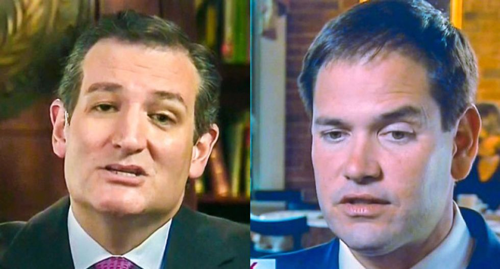 Rubio and Cruz as 'Great Brown Hopes' show how little Republicans know about Latinos