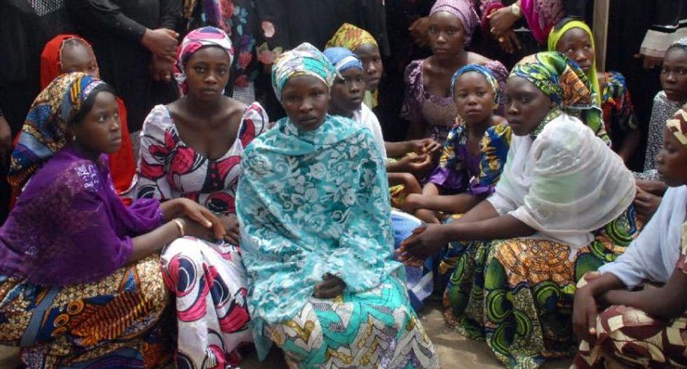 Abducted Chibok girls say 'we won't return'