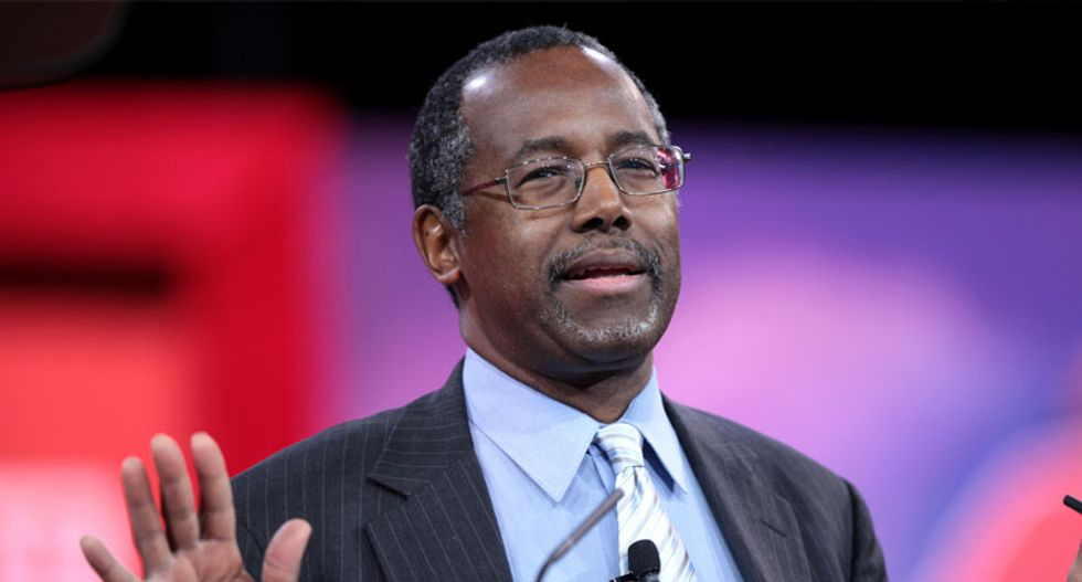 Ben Carson says he'll seek 2016 Republican presidential nomination