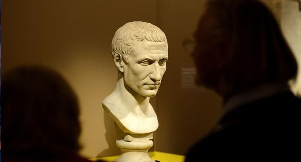 Julius Caesar may have suffered mini-strokes that changed his personality in later life: study