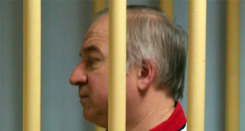 Britain has identified Russians suspected of Sergei Skripal nerve attack: news agency