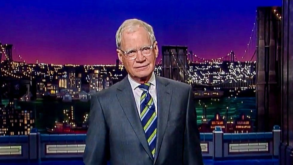 David Letterman: GOP must decide which candidate 'can lead Republicans to another crushing defeat'