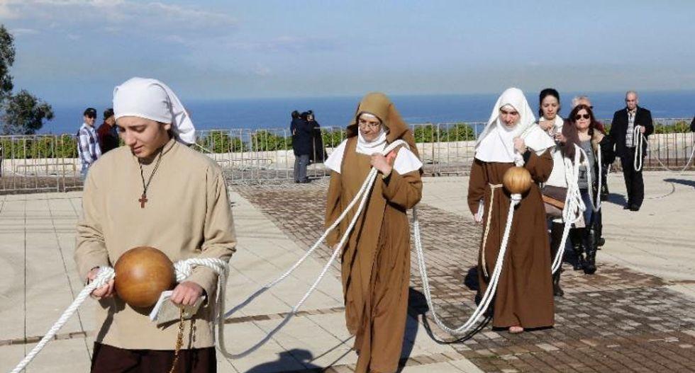 Vandals attack Christian graveyard in northern Israel