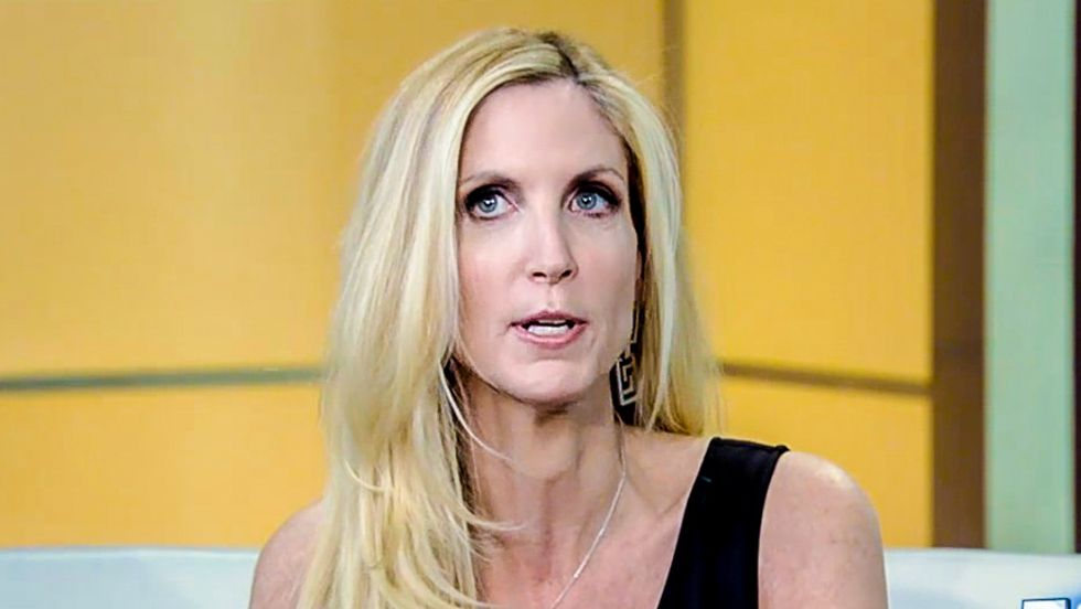 Ann Coulter slams 'arrogant' Fox News as Trump ignites civil war among the right